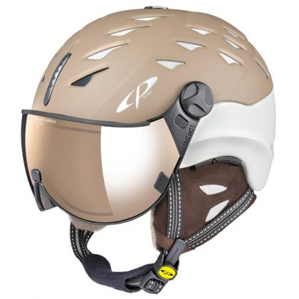 cuma ski helmet with visor