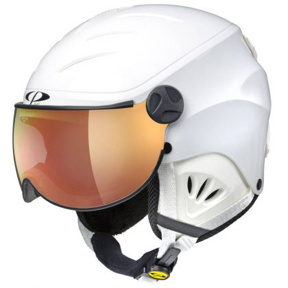 junior girls visor ski helmet