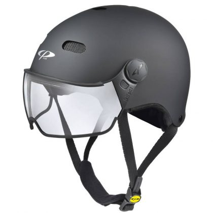 city bike helmet black