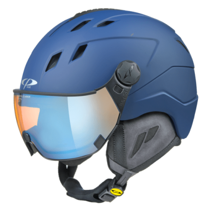 CP Corao+ Blue with #31 visor
